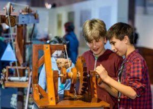 da Vinci Ausstellung in Bochum