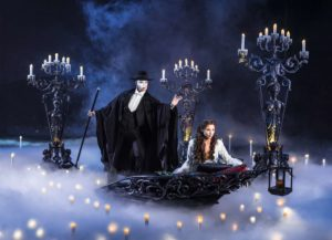Das Phantom der Oper - ab November 2015 in Metronom Theater im centroO Oberhausen