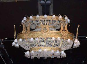 Ein Kronleuchter geht auf Reisen - Das Phantom der Oper kommt ins Ruhrgebiet