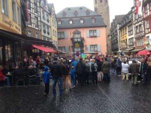 Veranstaltungen mit öffentlichen Charakter - Weinfeste, Straßenfeste und Stadtfeste