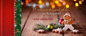 Die schönsten Weihnachtsmärkte NRW und im gesamten Ruhrgebiiet jetzt bei VIP Ruhrgebiet entdecken.