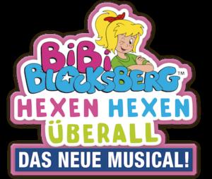 """Bibi Blocksberg """"HEXEN HEXEN ÜBERALL"""" Das neue Kindermusical jetzt auch im Ruhrgebiet"""