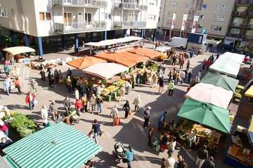 Wochenmarkt Bochum