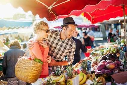 Vielfalt an Märkten im Ruhrgebiet: Wochenmärkte im Revier - Wochenmarkt Bottrop