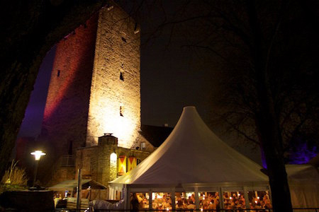 © Müller KG Restaurant Burg Blankenstein