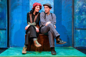 Das Theater Traumbaum spielt seit vielen Jahren anspruchsvolles Schülertheater