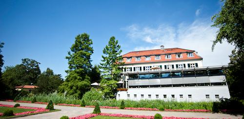 Parkanlage Schloss Berge © Schloss Berge