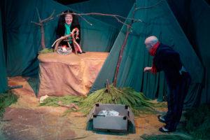 Es wird weihnachtlich im KiJuKuMa - Weihnachtswald Theater Traumbaum