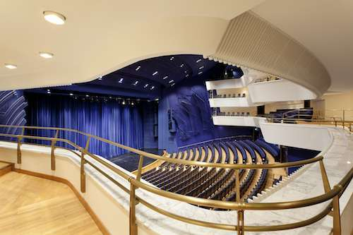 Das Aalto-Theater Essen zählt zu den schönsten und renommiertesten Opernhäusern Deutschlands Foto © TUP Essen / Bernadette Grimmenstein