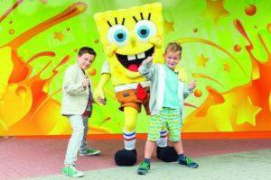 SpongeBob: © 2015 Viacom International Inc. Alle Rechte vorbehalten. Hergestellt von Stephen Hillenburg.