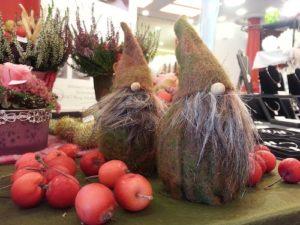 Dreimal jährlich bietet der Kreativ-Markt Mülheim an der Ruhr allerlei Dekorations- und Bastelideen - Foto: Silke Steinen