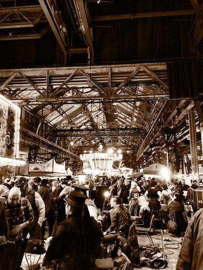 Der Steampunk Jahrmarkt findet nur am 20. Februar 2016 statt Foto: Bochumer Veranstaltungs-GmbH