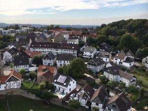 Hattinger Stadt - Luftaufnahme Foto: Ruhrgebietaktuell/Janine Sauer-Crepulja