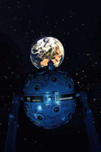 Das Planetarium in Bochum, aufgenommen am 18.05.2010. +++ Foto: Lutz Leitmann/Stadt Bochum, Presseamt