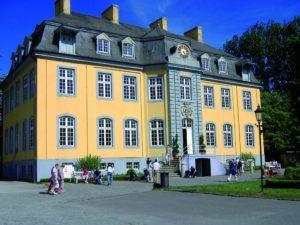 Schloss Beck in Bottrop-Kirchhellen Foto: Freizeitpark Schloß Beck