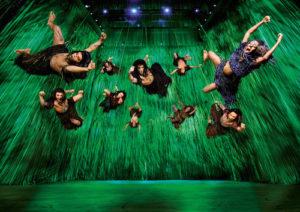 Disneys Musical TARZAN ab Herbst 2016 im Stage Metronom Theater am CentrO Oberhausen Foto: Stage Entertainment/Morris Mac Matzen