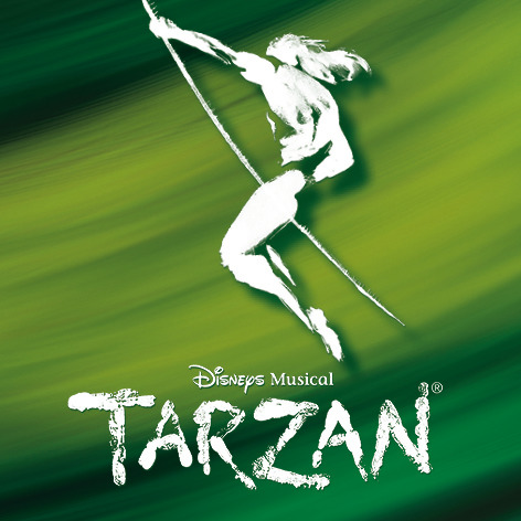 Tarzan - Das Musical © Stage Entertainment