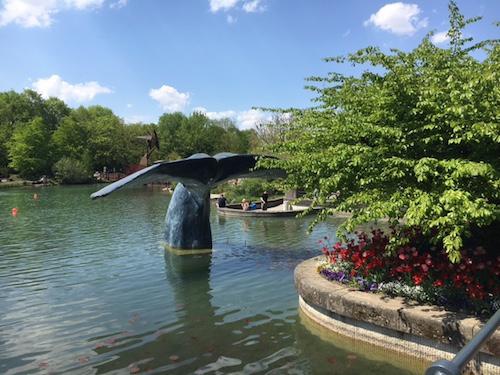 Ein wunderschönes Ausflugsziel für Jung und Alt - der Maximilianpark in Hamm