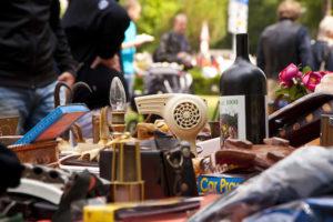 Beim Flohmarkt im Südring in Hamm können allerlei Schnäppchen ergattert werden Foto: Pressestelle Stadt Hamm