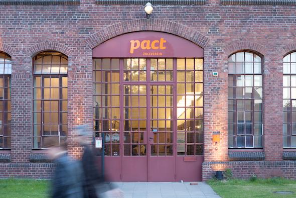 © PACT Zollverein, Foto: Axel Hartmann