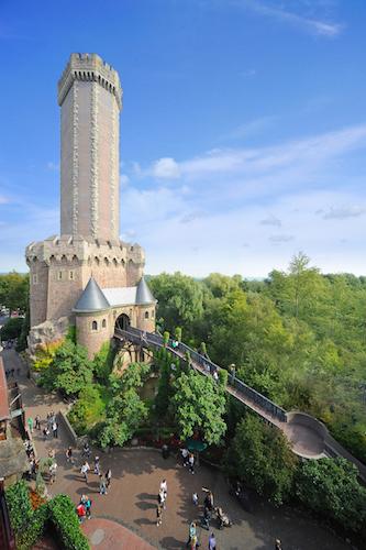 Mystery Castle © Phantasialand Schmidt-Löffelhardt GmbH & Co. KG