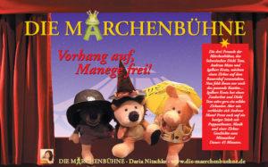 Das aktuelle Programm der Märchenbühne begeistert große und kleine Kinder immer wieder aufs Neue © Die Märchenbühne