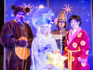 Lauras Stern - Das Musical für die ganze Familie - nun auch in NRW © cocomico Theater