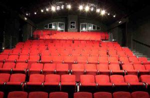Der Zuschauersaal des Theaters an der Ruhr