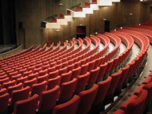 Theatersaal im Ruhrfestspielhaus Foto © VCC Recklinghausen GmbH