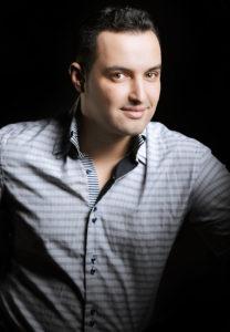 """Abdellah Lasri (Foto: Saad Hamza) - Einführungsmatinee zur Aalto-Premiere """"Rigoletto"""""""