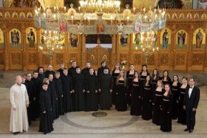 Russische Weihnacht mit dem Moskauer Kathedralchor