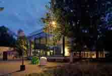 Das Lehmbruckmuseum in Duisburg