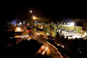 Das FORT FUN Abenteuerland verwandelt sich in der Nacht zum FORT FEAR Horrorland Foto: FORT FUN Abenteuerland