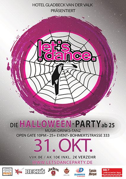 Let's Dance Halloween Special | Ü25 Foto:Hotel Gladbeck Van Der Valk