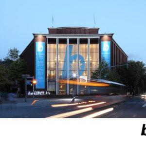 Außenansicht des Theaters Schauspielhaus Bochum Foto Jürgen Landes