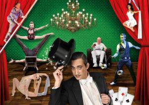 Casino- Alles auf Glück - aktuelles Showprogramm Varieté et cetera Winter 2016