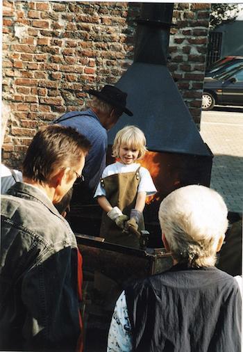 Schmieden macht Spaß © LVR-Industriemuseum
