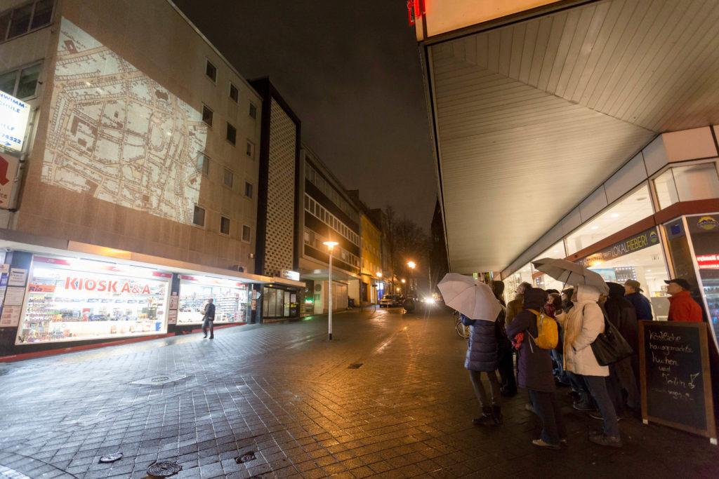Die mediale Stadtführung in Essen