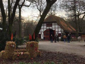 Der Kaisergarten Oberhausen und das dazugehörige Tiergehege sind zu jeder Jahreszeit ein beliebtes Ausflugsziel im Ruhrgebiet