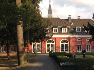 Die Ludwiggalerie Schloss Oberhausen im Kaisergarten ist eins von 20 Ruhrkunstmuseen