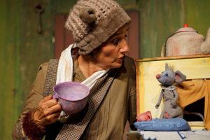 Mausekuss für Bär - ein Theaterstück für Kinder ab 3 Jahren Foto: Theater Wilde Hummel