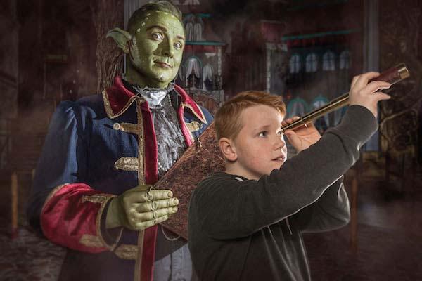 """Die neue Attraktion """"Magic Quest"""" ist ein Event für die ganze Familie Foto: Tobias Witte Fotografie"""