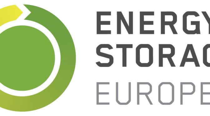 Die internationale Fachmesse zu Energiespeicherung.