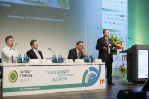 2016 - Die Energy Storage Europe 2016 ist die Fachmesse mit dem weltgrößten Konferenzprogramm zu Energiespeichern.