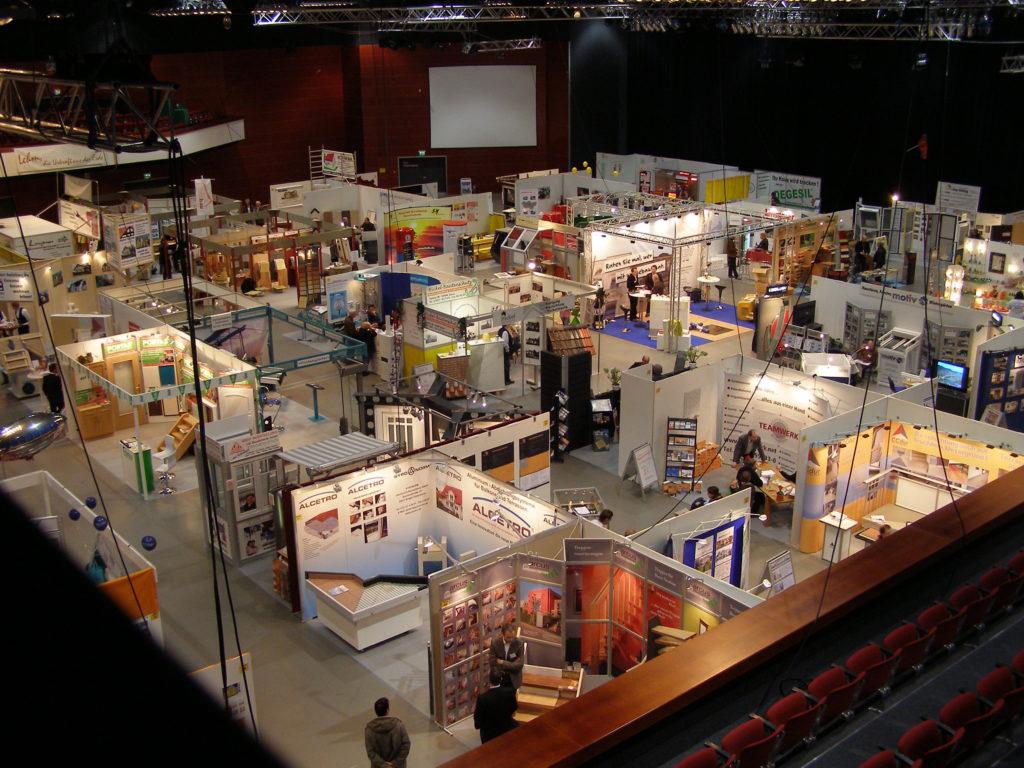 Ruhrbau & Energietage Messe Bochum - Die Messe rund ums Haus