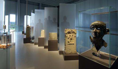 Das Römermuseum in Xanten kann auf eigene Faust oder innerhalb von spannenden Führungen entdeckt werden Foto Axel Thuenker DGPh