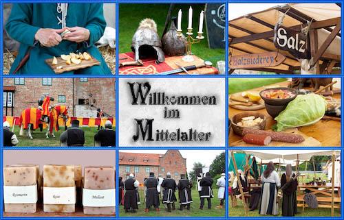Mittelaltermarkt Termine - Die schönsten Mittelaltermärkte NRW Foto: Fotolia Gabriele Rohde