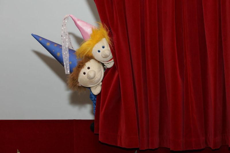 Die Märchenbühne im Wasserschloss Haus Rodenberg on Dortmund - Puppentheater für Kinder und Familien