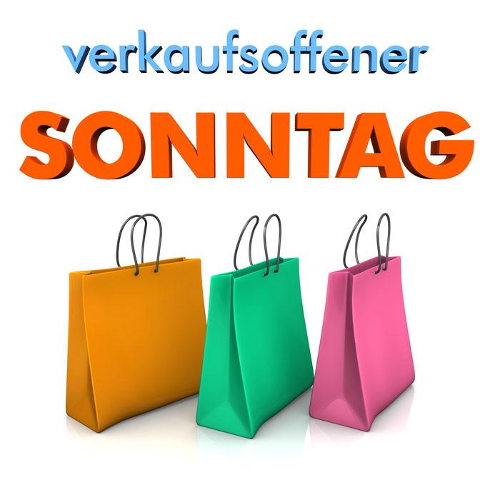 Verkaufsoffene Sonntage im Ruhrgebiet und NRW - Aktuelle Termine und Öffnungszeiten - Verkaufsoffener Sonntag im Veranstaltungskalender NRW