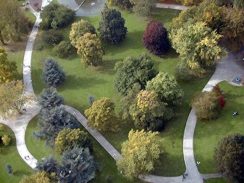 Der Westfalenpark in Dortmund zählt zu den schönsten Parks und Gärten im Ruhrgebiet Bildnachweis: Anneke Wardenbach, Stadt Dortmund